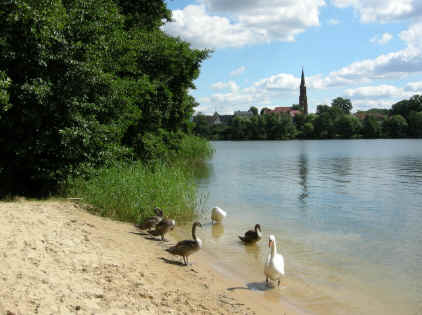 Holiday apartment flat for rent in western Poland