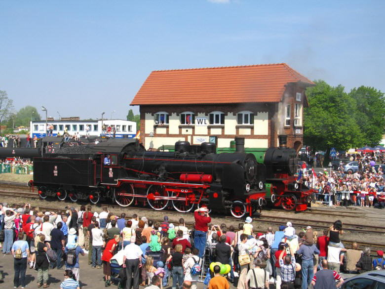 wolsztyn steam trains poland